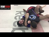 Pure - BJJ Episode 005 - Francis vs Donald - Submission Only - No Time Limit