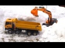RC ADVENTURES - Toxic Waste Recovery - 1/12 Scale 4200 XL Excavator 8x8 Tipper Truck