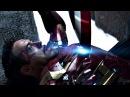 Железный человек против Баки и Капитана Америка Часть 2 Первый мститель Противостояние 2016