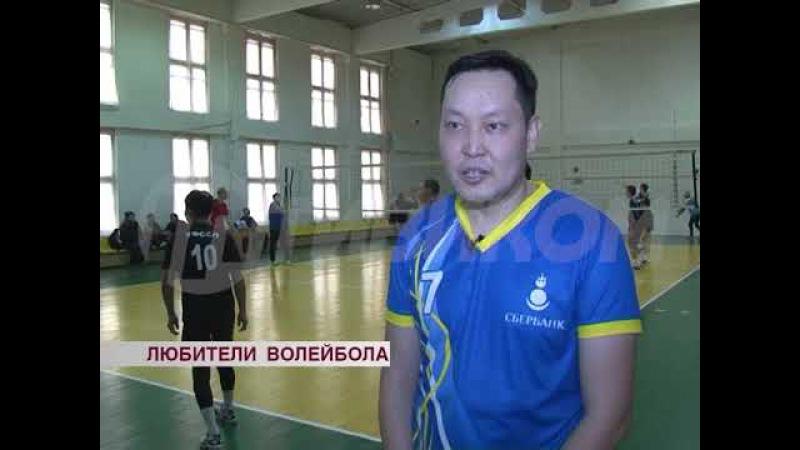 Чемпионат любительской лиги по волейболу собрал 46 команд