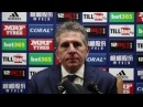 Hold fire! Puel's press conference interrupted by unexpected alarm