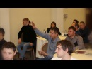 1-й обучающий тренинг по продажам автохимии AXIOM