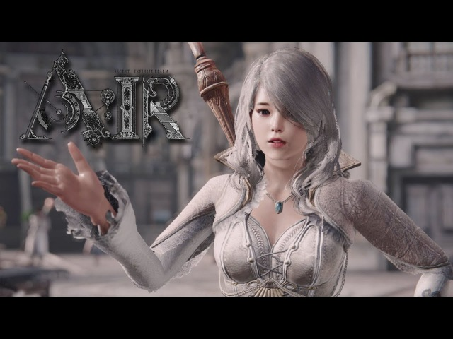 AIR CBT Cute Prologue Full Gameplay - Ascent Infinite Realm Online