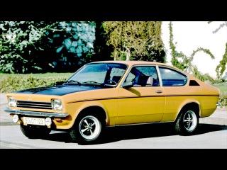Opel Kadett SR C '1973–77