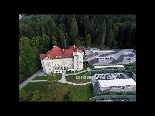 Санаторий Sofijin Dvor, курорт Римске-Топлице (Римские Термы), Словения - sanatoriums.com