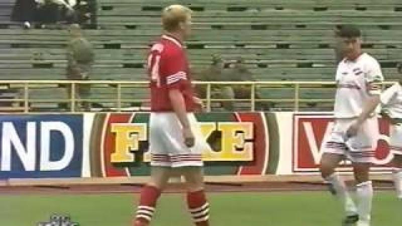 11 09 1996 Кубок УЕФА 1 32 финала, Спартак Силькеборг Дания