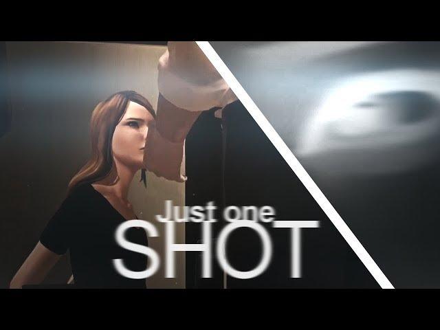 ❖ Rachel and Mr. Jefferson - just one shot.