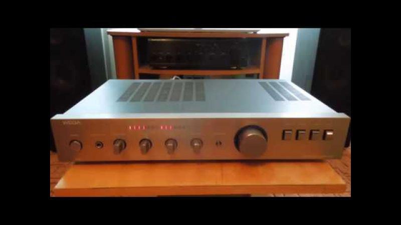 WEGA V120 HIFI Stereo Amplifier