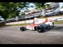 Fittipaldi and the McLaren M23 reunited