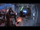Квай Гон Джинн и Оби Ван Кеноби против дроидов торговой федерации Звёздные войны Скрытая угроза