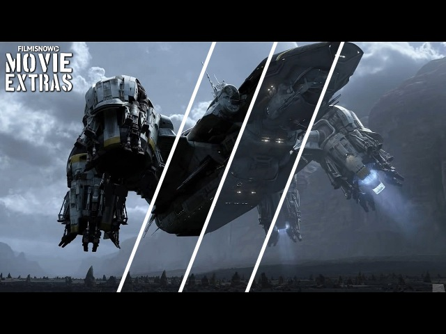 Prometheus - VFX Breakdown by MPC (2012)