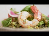 Barilla Pasta Salad by Chef Jeremy McMillan.