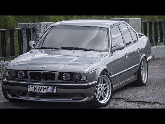 BMW M5 E34S85V10Зло во плоти.