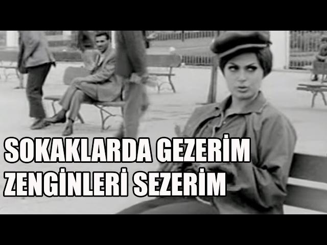 Sokaklarda Gezerim Zenginleri Sezerim - Ağla Gözlerim (1968) - Türkan Şoray Murat Soydan