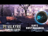 COFF-EYE TO GO (Valkyrie Camera Guide - Kafe)  Rainbow Six Siege