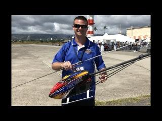 Alan Szabo Jr. ALIGN Trex 700X Biggest Little Airshow Hawaii 2017