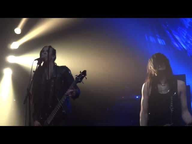Deathstars - Death Dies Hard - Live La Laiterie STRASBOURG Le 09/03/2012