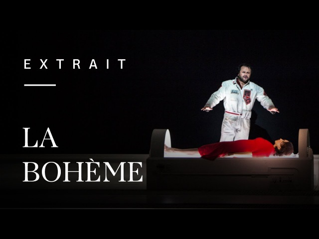 La Bohème by Giacomo Puccini (Sonya Yoncheva Atalla Ayan)