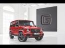 Mercedes-Benz Unveils Special Edition G-Wagens