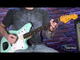 Fender '60s Jazzmaster Lacquer - Surf Green N Stuff Music