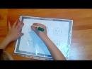 Учимся писать по методике буквограмма слова ОСА и ОСИ