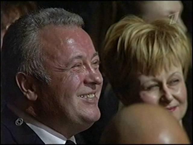 Алла Пугачёва Золотой граммофон 2003 в Москве