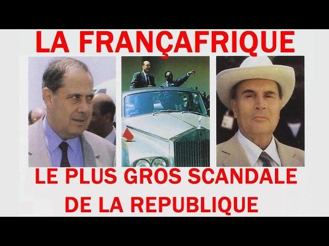 Francois-Xavier Verschave - la Françafrique - Le plus long scandale de la République !