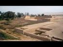 Las ruinas del santuario de Pachacámac