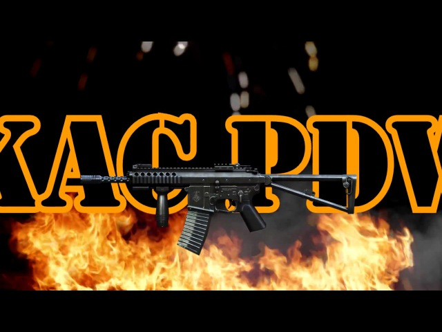 KAC PDW Обзор оружия Contract Wars