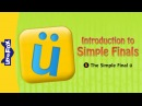 Introduction to Simple Finals 6: The Simple Final ü | Level 1 | Chinese | By Little Fox