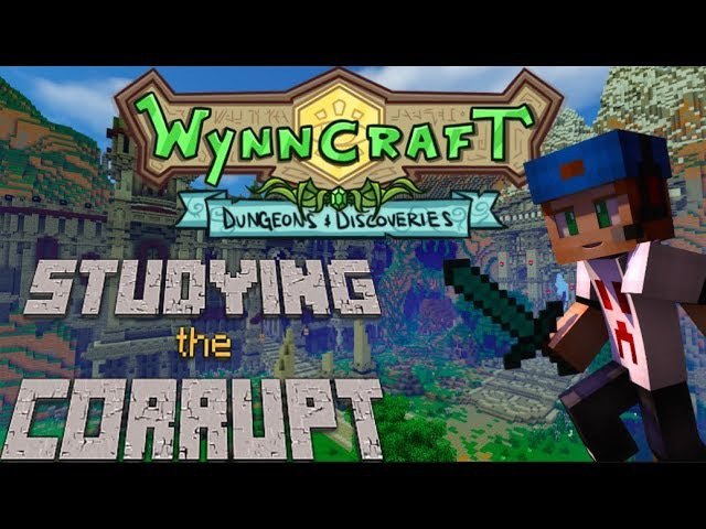 Studying the Corrupt | Wynncraft Dungeons and Discoveries Update | Quest Guide