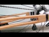 160621 GEROS Wood racing bike