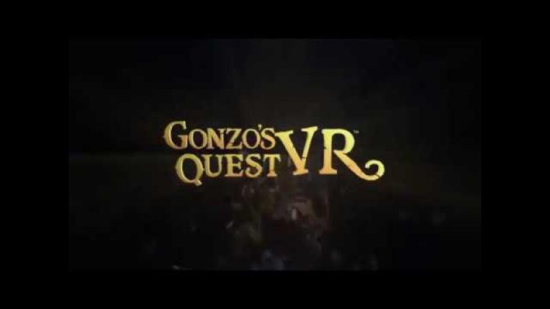 Gonzos Quest VR - Новый виртуальный слот от Netent