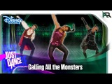 Just Dance Disney Party - Calling All the Monsters