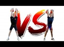 Ryabkov VS Gadzhimutelimov   Epic kettlebell sport battle in long cycle (2016)