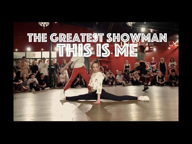 The Greatest Showman - This Is Me   Hamilton Evans Choreography