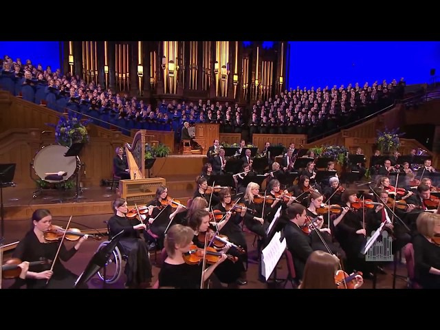Standing on the Promises - Mormon Tabernacle Choir