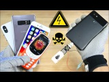 USB Killer vs Google Pixel 2, iPhone 8/X Fake & More! Instant Death?