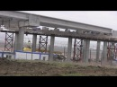 Таврида уже в Керчи Асфальтобетон уложен от трассы до новой дороги в Арщинцево до эстакады