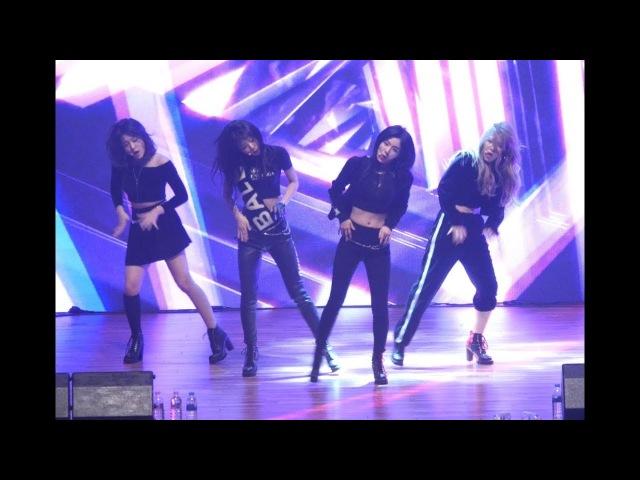 180302 레드벨벳 (Red Velvet) 배드보이 (Bad Boy) [전체] 직캠 Fancam (서울호서예전 입학식) by Mera