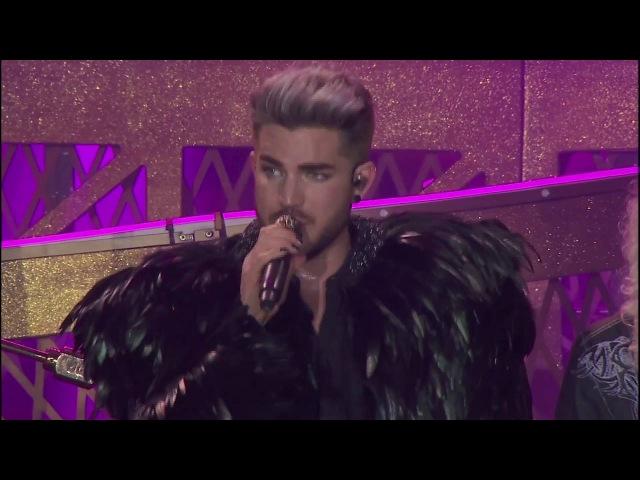 Queen Adam Lambert - I Want To Break Free - Live At Rock In Rio Lisbon 2016
