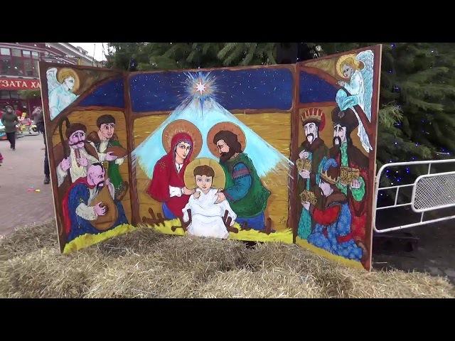 Парубок Иисус родился