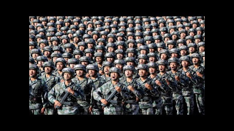 LARGEST Armies In The World!