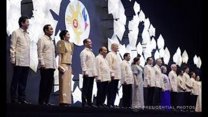 Duterte latest news November 14, 2017 | Duterte formally opened the 31st Association