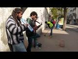 musique dans la rue Tunis avenue de paris