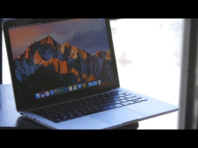 Обзор macOS 10.12 Sierra — публичная бета - видео с YouTube-канала Rozetked