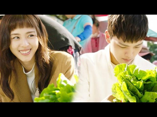 이연희♡여진구, 꽁냥꽁냥 신혼부부 모드 '장보기 데이트' 《Reunited Worlds》 다시 만난 세계 EP29-30