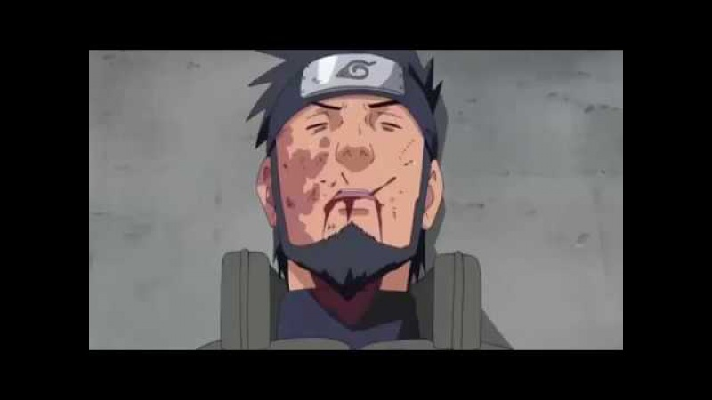 Asuma Sarutobi Death Shikamaru Lost His 2nd Parent from his life Asuma vs Shikamaru