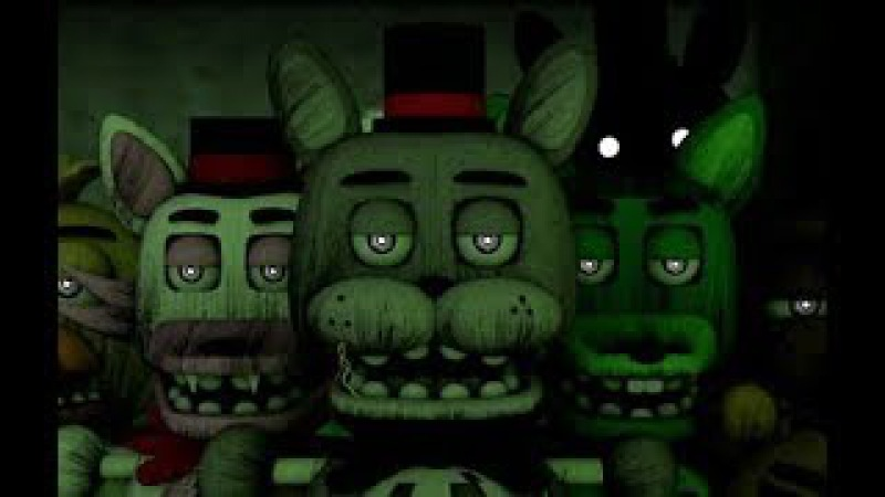Five Nights at Mike's 3 (Early Access!)