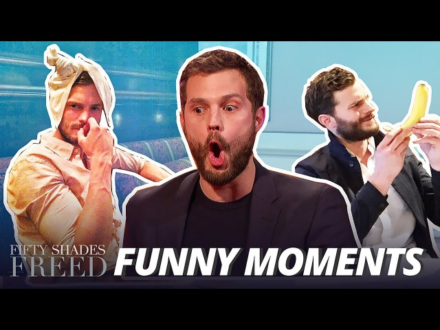 Jamie Dornan Great Storyteller - Cute and Funny Momments